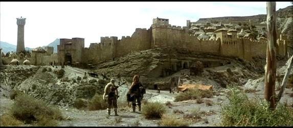 Cuando los paisajes no eran de cartón piedra.