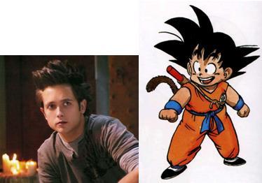 Algo pasa con Goku.