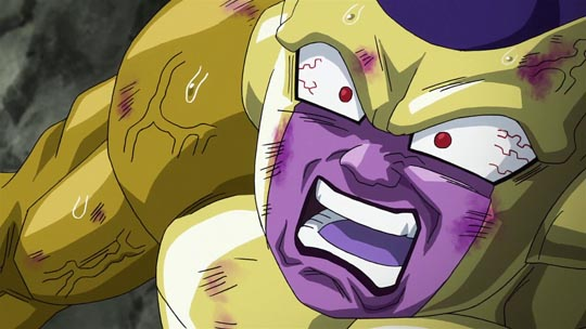 Dragon Ball Z La Resurrección de F - Golden Freezer WTF