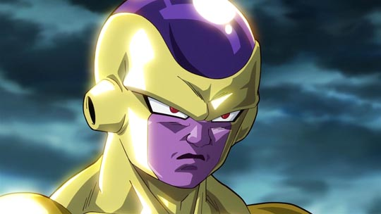 Dragon Ball Z La Resurrección de F - Golden Freezer