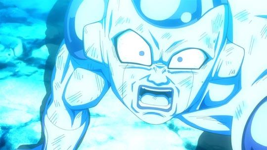 Dragon Ball Z La Resurrección de F - Muerte de Freezer II