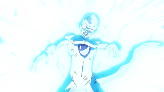 Dragon Ball Z La Resurrección de F - Muerte de Freezer III